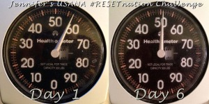RESET Weight Loss Results