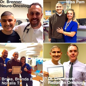 The Wonderful Oncology Team